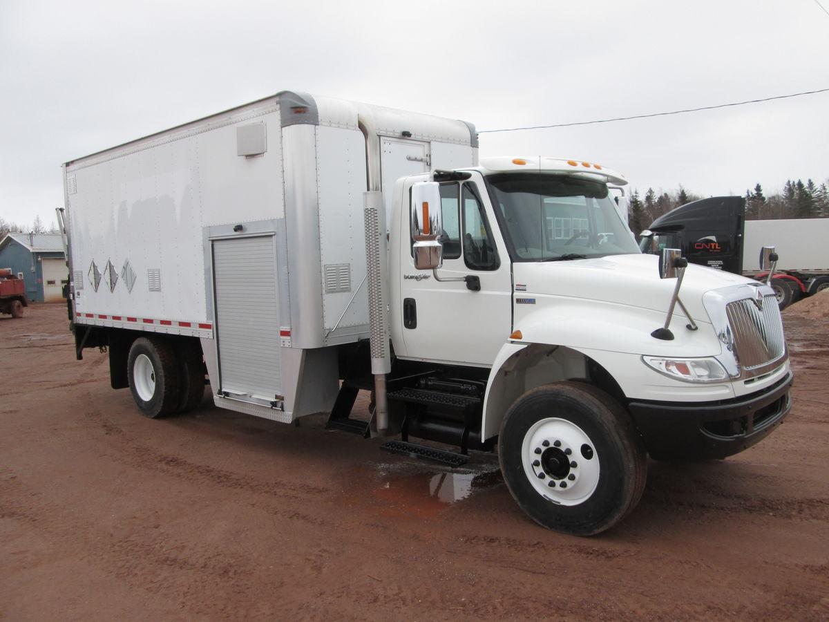 MTS Morrison's Truck Sales LTD - Truckers Handbook and Saving