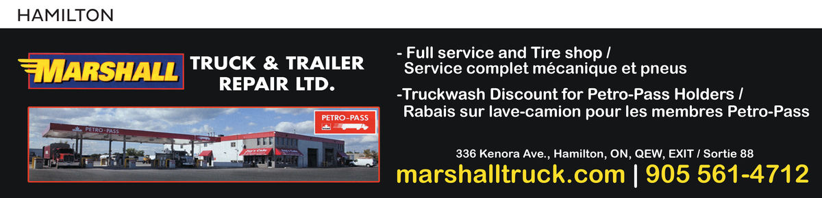 Marshall Truck&Trailer Repair
